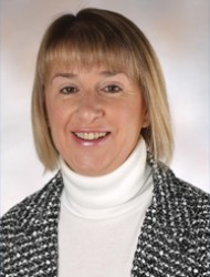 Mrs Heppenstall, Secretary of Hade Edge Junior & Infants School