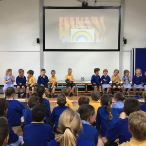 Terrific Tigers Class Assembly