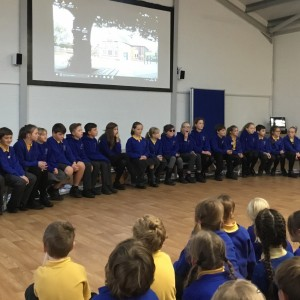 An Excellent World War 1 Assembly