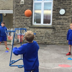 Netball for Year 5 and 6