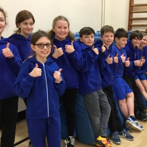 Play Leaders Shine at Holmfirth High School