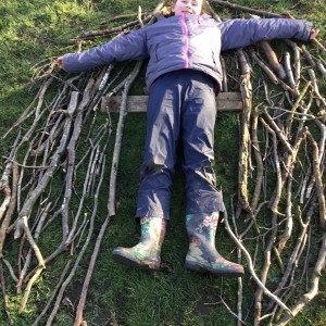 KS2 Forest School Session 1 2019