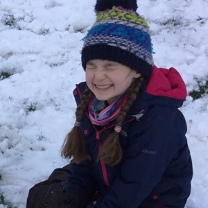 Snow Days in Forest School