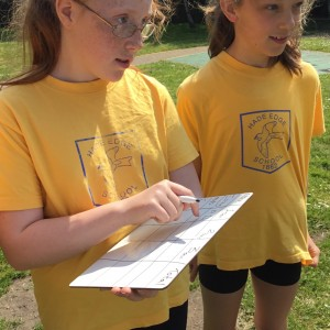 Maths, Science and being outdoors