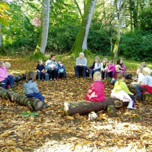 FAMILY FOREST SCHOOL EVENT