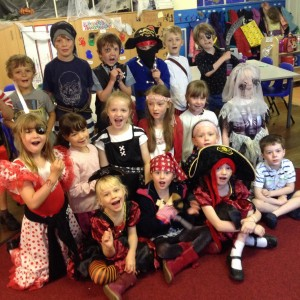 Marvellous Pirate Week