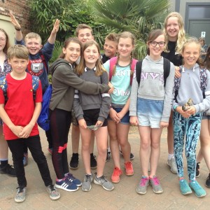Year 6 Leavers Trip