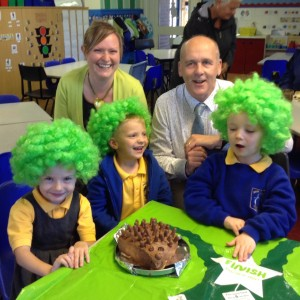 Macmillan Coffee Afternoon 2017