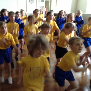 School Fitness Week
