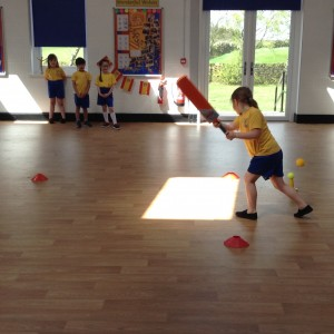 KS1 Cricket