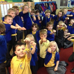 Anti-Bullying Week lessons in Marvellous Meerkats