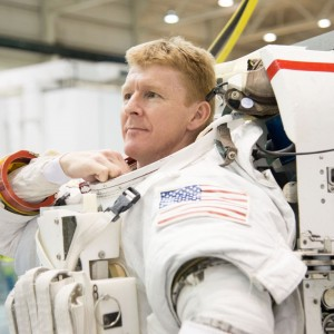 Tim Peake Video