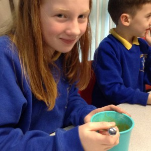 Cookery Group 16/01/15