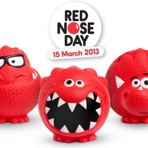 Red Nose Day Fun!