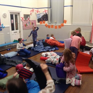 Key Stage 2 Sleepover