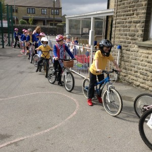 WW Healthy Week - Biking