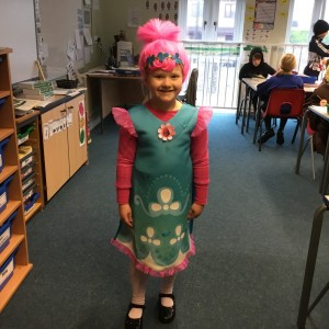 A Wonderful World Book Day