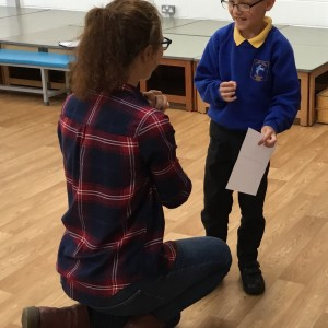 A visit from the Royal Shakespeare Company