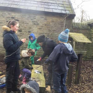 KS2 Forest School