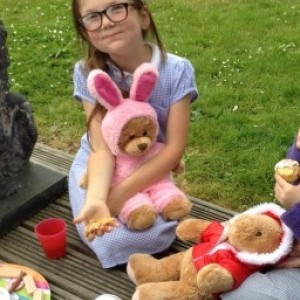 Teddy Bears Picnic and Teddy Olympics