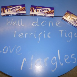Terrific Tigers Magic Week - Thursday