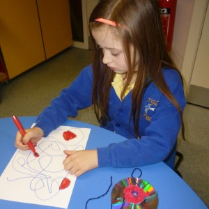 Art Club - Thursday 5th Feb 2015
