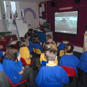 KS2 Movie Night 11.02.15
