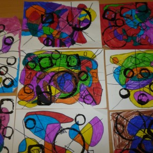 Art Club - Thursday 12th Feb 2015