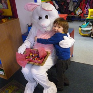 Easter Bunny 01.04.15